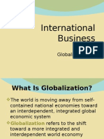 IB Lecture 2 - Global is at Ion