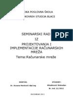 Seminarski -Mreza