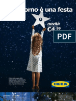 IKEA Winter Brochure 2012