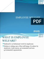 Employee Welfare[1]