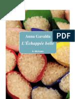 239174 C36E4 Anna Gavalda l Echappee Belle Glotok Svobody