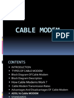 Cable Modemppt New