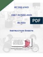 rc300500 book