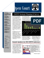 February 2011 Issue of Open Court