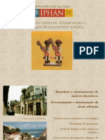 3-apresentaão-Referências culturais, dinamização e preservação do patrimônio urbano