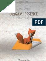 Origami Essence LIBRO
