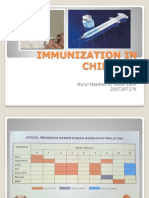Immunization in Children