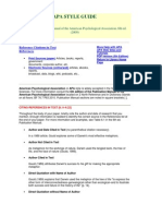 Apa Style Guide 6th Edition[1]