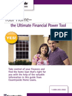 Your Home - The Ultimate Financial Power Tool