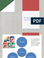 Biodegradación de detergentes