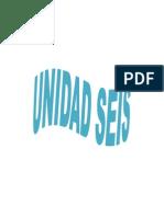 UNIDAD SEIS MERCANTIL
