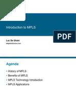 Intro MPLS Ldeghein