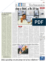 3G in Healthcare - Kapil Khandelwal - A Dose of IT - 5 July 2010 - Page 12