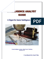 Intelligence Analyst Guide