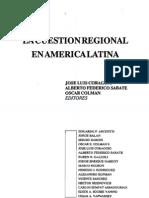 06. Capítulo 1. Análisis regional y estructura... Eduardo P. Archetti