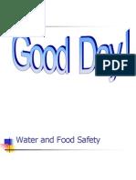 Food&Water2009