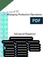 070904 Managing Production