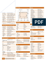 CSS Cheat Sheet v2