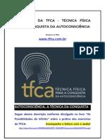 Exercícios da TFCA - Técnica Física para a Conquista da Autoconsciência   Site Oficial www.tfca.com.br