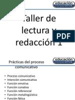 Taller de Lectura y Redaccion1