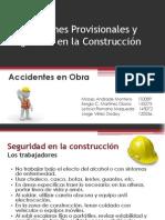 Instalaciones Provisionales y Seguridad en la Construcción