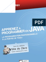 Livre du Zero - Apprenez a Programmer en Java