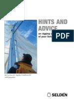 Sailing Mast Rigging