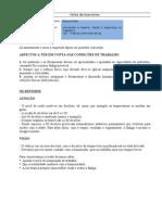 Ficha de trabalho ergonomia visão_audição