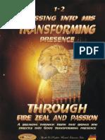 Pressing Into Gods Transforming presence  1-2