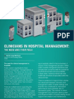 Clinicians in Hospital Management