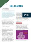 Junior Doctors as Functional Leaders