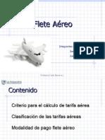 Flete Aereo