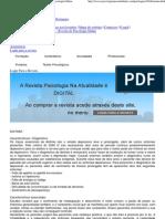 Revista Psicologia Na Actualidade - Revista de Psicologia Online