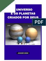O UNIVERSO E OS PLANETAS CRIADOS POR DEUS