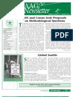 2010.12 AAG Newsletter