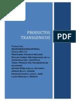productos transgenicos-final