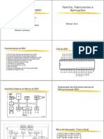 Apostila - Família Microcontrolador 8051