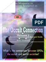 "The Majestic 12 Documents and Excerpt  of ""The Occult Connection"