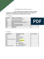 Sistema de Clasificación Decimal Dewey Ejercicio 1