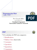 Clase PHP