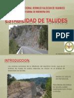 ESTABILIDAD DE TALUDES 1