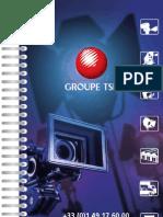 Catalogue TSF 2006
