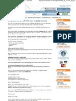 Instal an Do Um Servidor PHP Para Hospedar Seu Site - Homehost