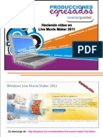 Live movie Maker 2011