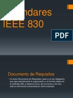 Estandares IEEE 830