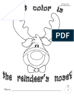 Reindeer Noses Books