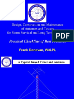 Tower and Antena Design Practices