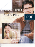 A Sus Pies Cancionero