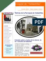 Plantilla Boletin Parroquial