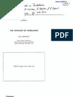 H.K. Moffatt- The Topology of Turbulence